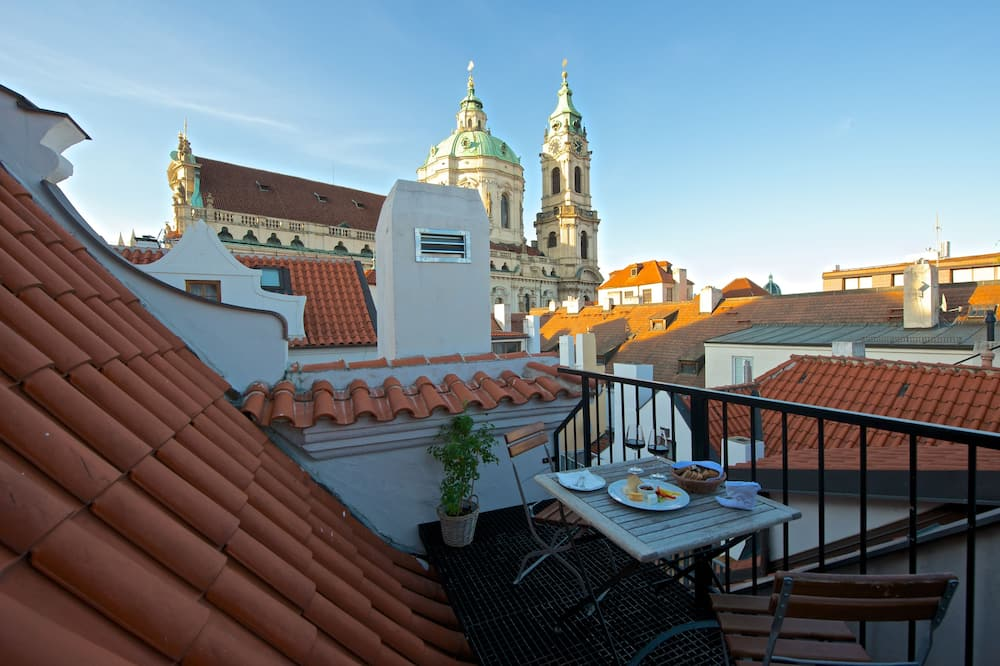 Luxury Penthouse, 3 Bedrooms - Terrace/Patio