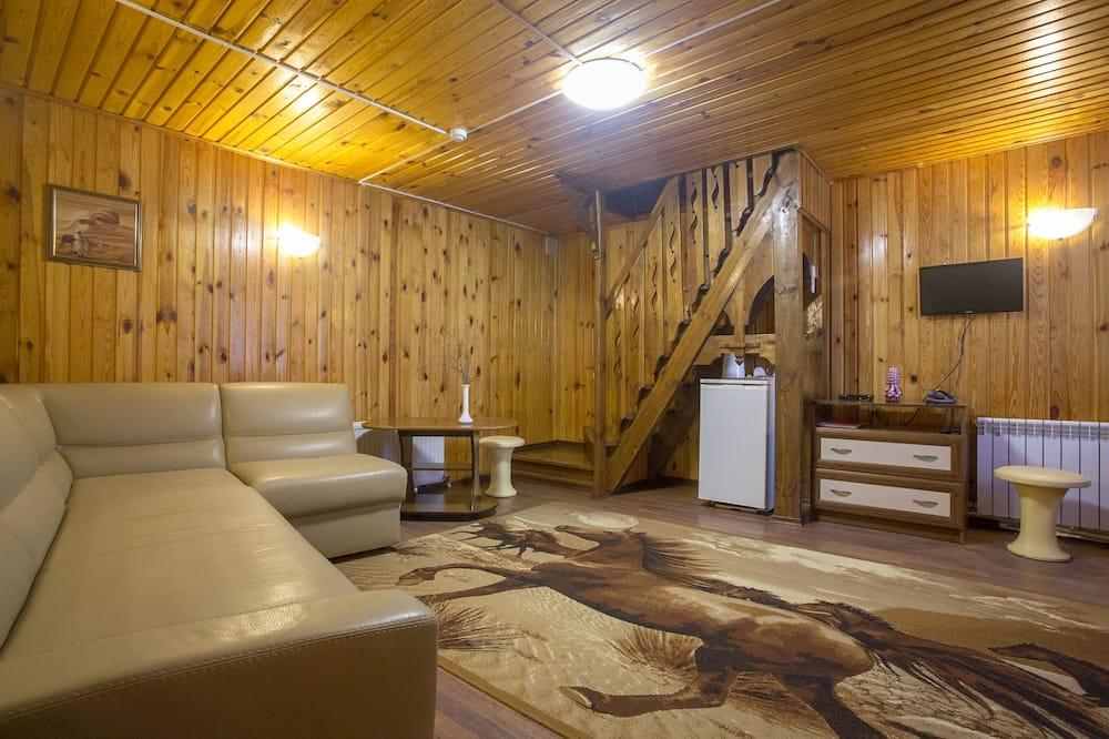 Comfort Δίκλινο Δωμάτιο (Double), 1 Υπνοδωμάτιο, Σάουνα - Περιοχή καθιστικού