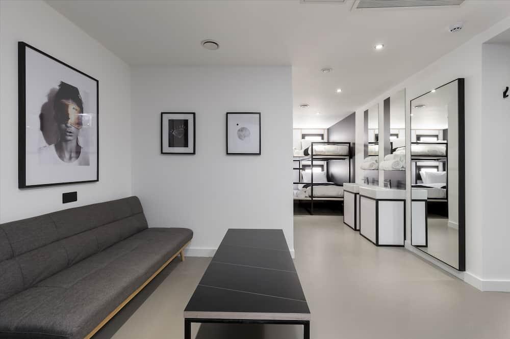 Room (Sleep Six) - Living Room