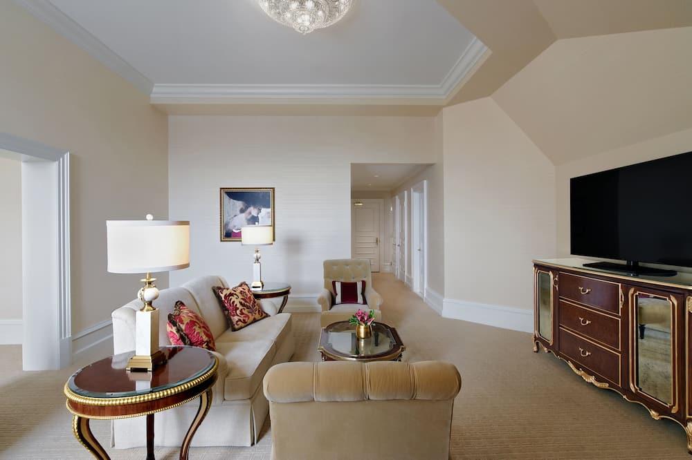 Suite Exécutive, 1 chambre - Coin séjour