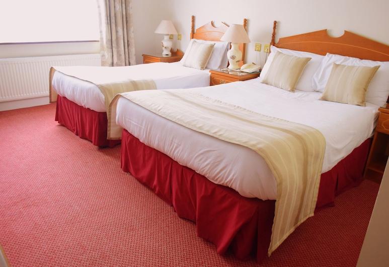The Rhu Glenn Hotel, Waterford, Zweibettzimmer, Zimmer