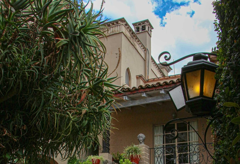 Casaliza Hotel Boutique, San Miguel de Allende, Terrazza/Patio
