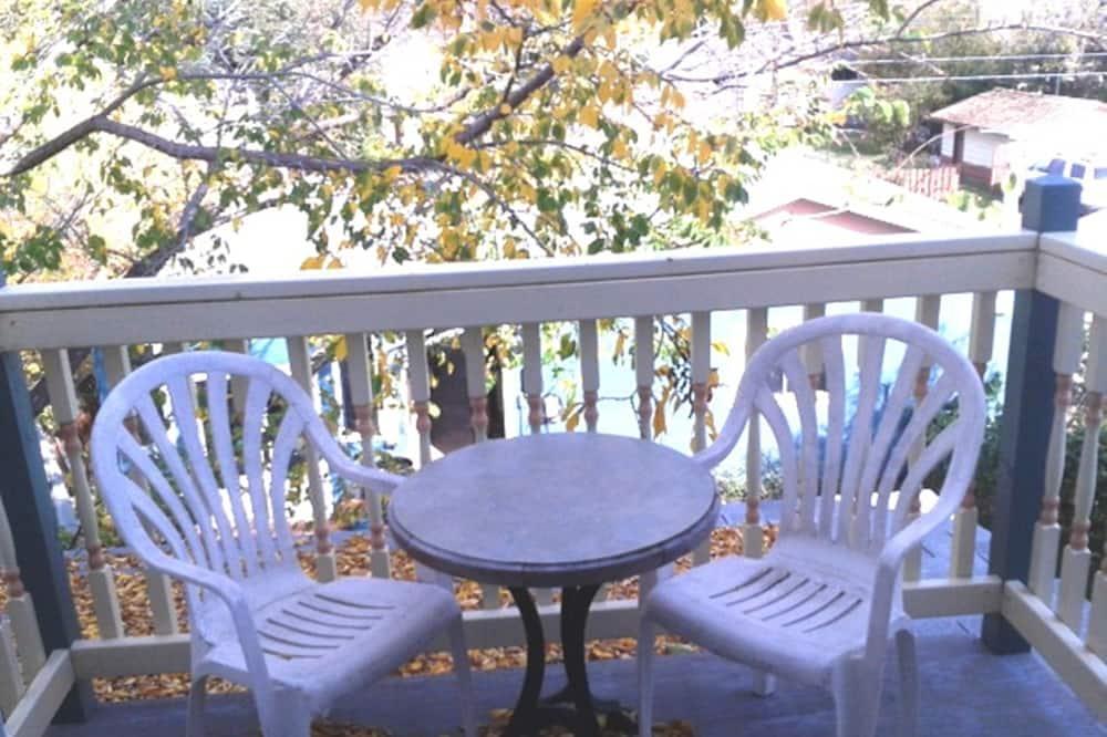 Pokój, Łóżko queen - Balkon