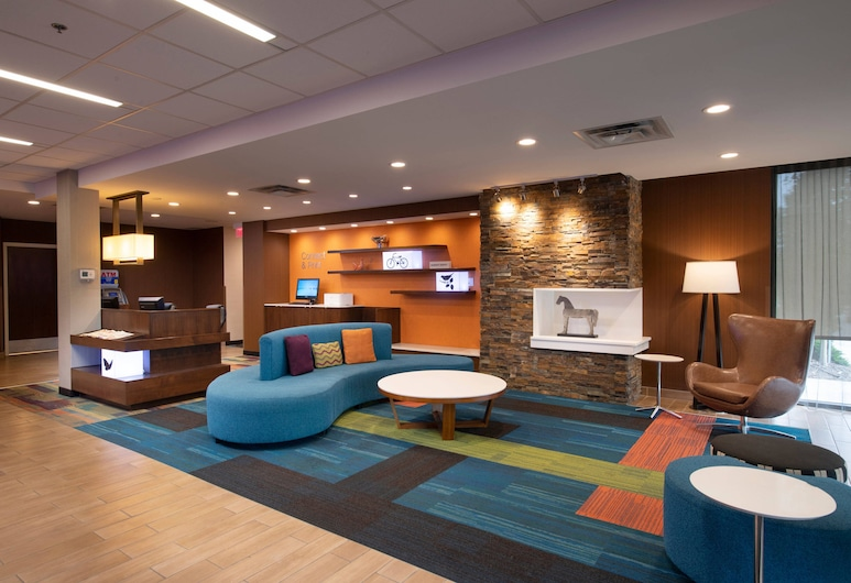 Fairfield Inn & Suites by Marriott Edmonton North, Edmonton