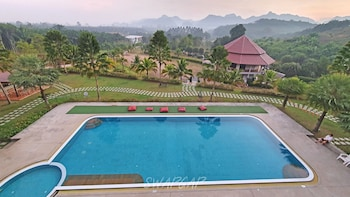 Bild vom Takhun Mountain View Hotel in Khao Phan
