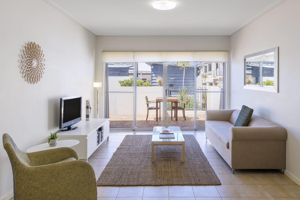 Premier Studio - Living Area