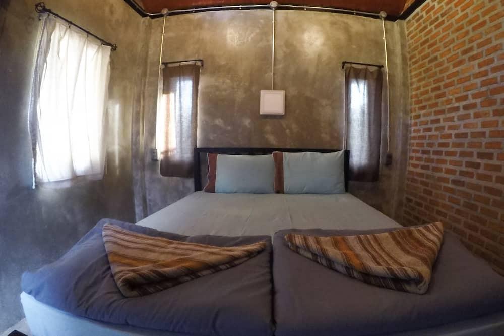 Cabaña estándar, 1 cama Queen size - Habitación