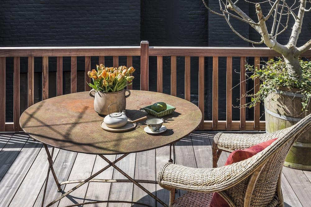 Apartment (Odevaere) - Terrace/Patio