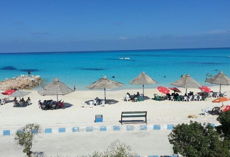 EL OBAYED APARTMENTS ARMED FORCES, Мерса-Матрух, Пляж