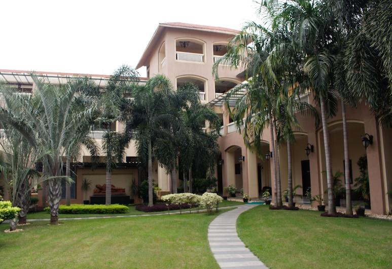 OYO 1533 Resort near Barabati Stadium, Cuttack, Entrada do Hotel