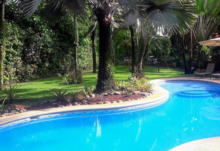 Playa Negra Guesthouse, Cahuita, Piscina
