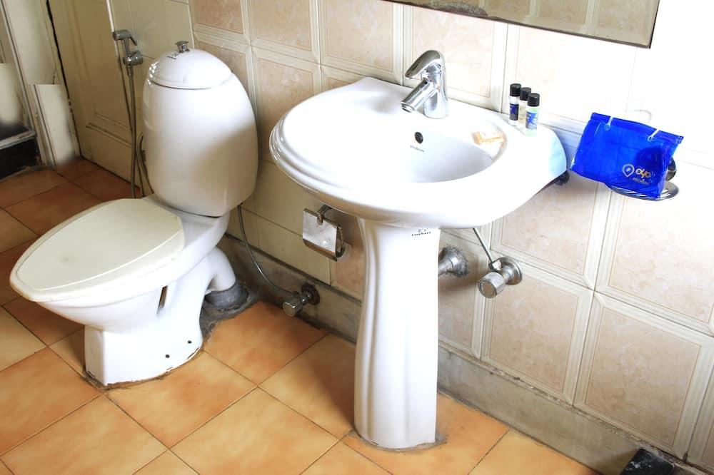 Standard - kahden hengen huone, Oma kylpyhuone - Kylpyhuone