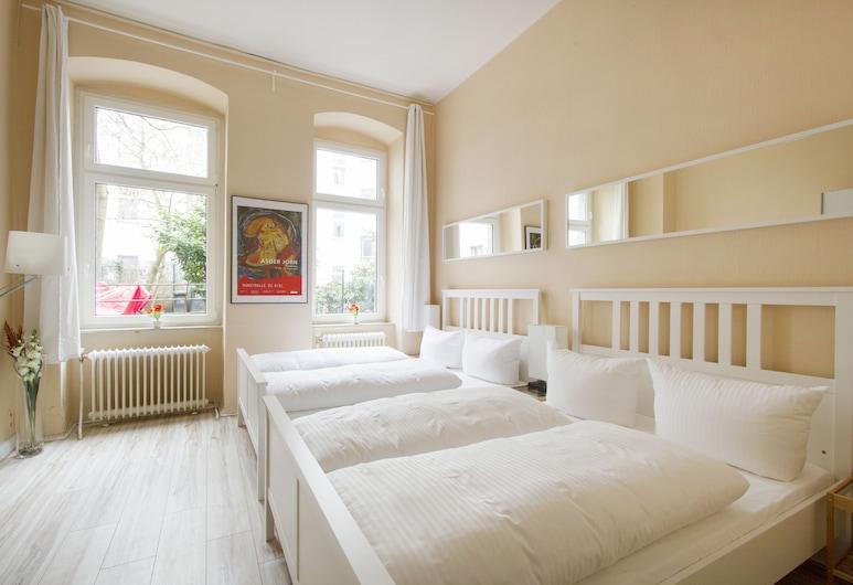 Primeflats - Apartments in Wedding, Berlin, Apartment (Wedding 9), Zimmer