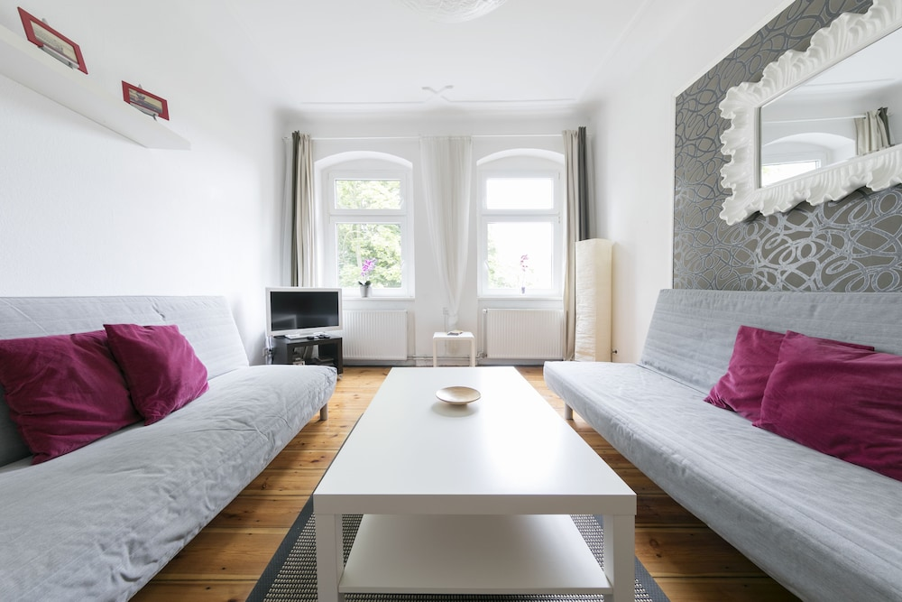 Prenota Apartments im Schillerpark a Berlino - Hotels.com