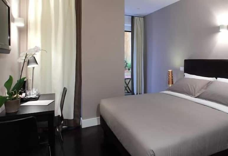 Residence Regola, Rome, Classic Double Room, Guest Room