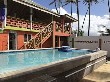 ภาพ Simply Beautiful Beach Villa ใน Manzanilla