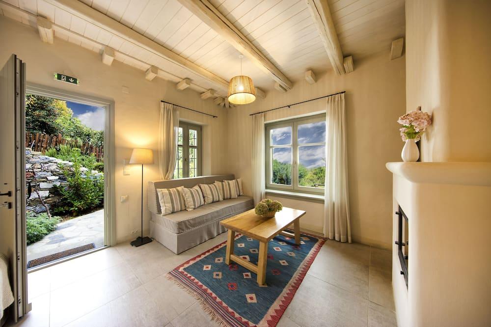 Grand Studio (with sofa - Anima Maris) - Living Area