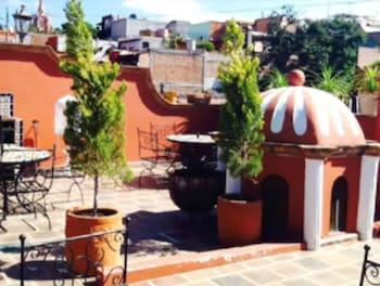 Fotografia hotela (La Mexicana Hotel Boutique) v meste San Miguel de Allende