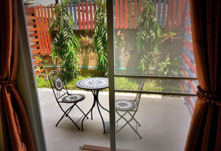 Le Luxe Residence, Udon Thani, Pokój dwuosobowy, standardowy, Taras/patio