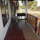 Rock Garden Beach E28 Bungalow - Balcony