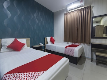 Ipoh — zdjęcie hotelu OYO 804 Hotel Pinji