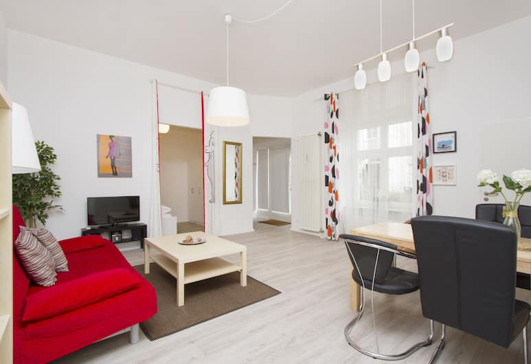 Primeflats - Apartments in Rixdorf, Berlynas
