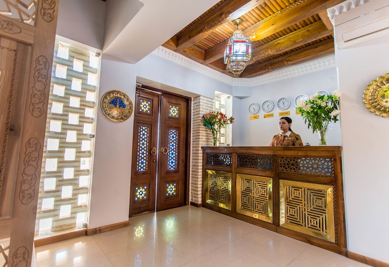 Kukaldosh Boutique Hotel, Bukhara