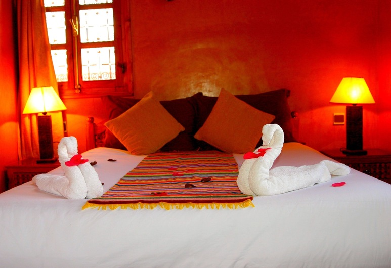 Kasbah Isfoula, Ait Benhaddou, Superior Double Room (Africa), Guest Room
