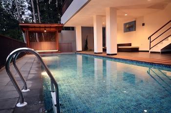 Foto Cempaka 2 Villa Dago Private Pool di Bandung