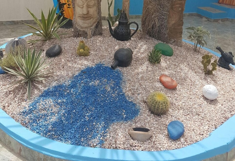 Tigmi Ocean Glory, Aourir, Εξωτερικός χώρος ξενοδοχείου