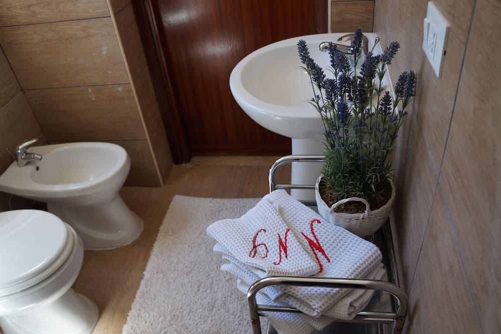 วิลล่า - ห้องน้ำ