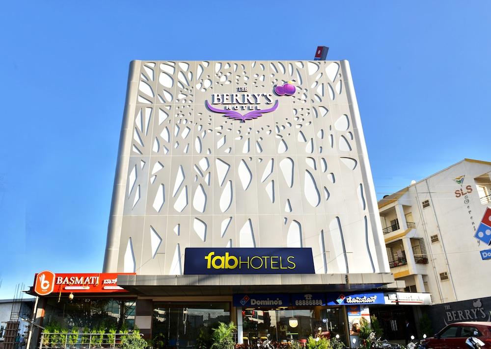 Fabhotel Berry S Marathahalli Bengaluru