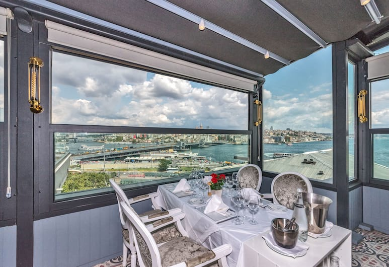 Alpek Hotel, Istanbul, Terrace/Patio