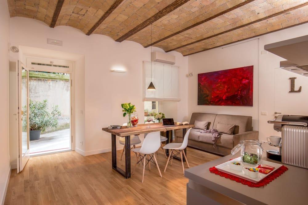 Appartement Luxe, 2 chambres - Coin séjour