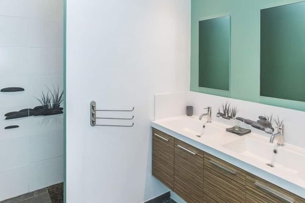 House, Garden View (Villa Oasis) - Bathroom