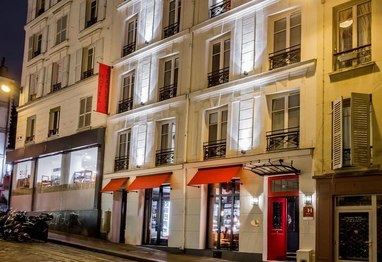 호텔 스칼렛, 파리