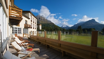 Picture of Maloja Palace Residence in Bregaglia