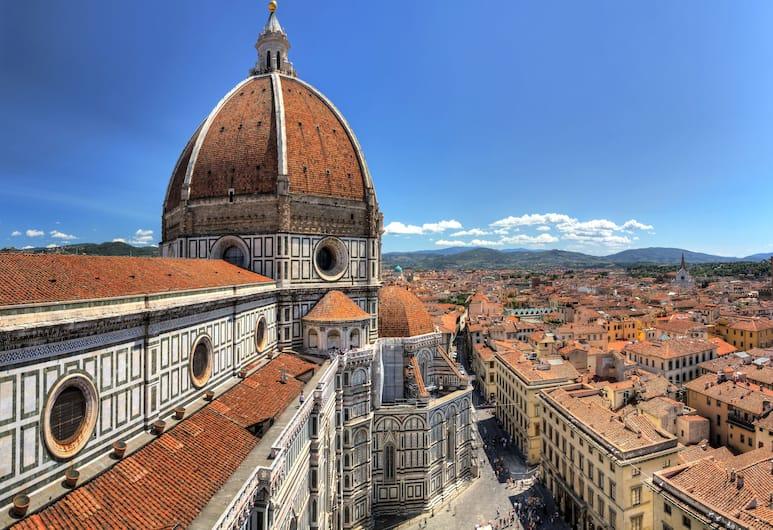 Relais Panoramic Cathedral Florence, Florence, Bagian luar