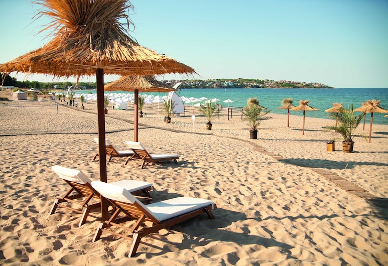Green Life Beach Resort Sozopol, Sozopol, Strand