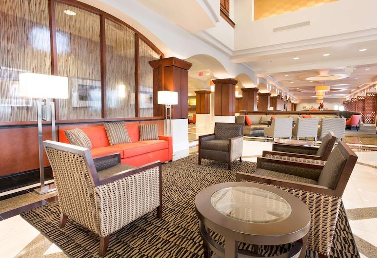 Drury Plaza Hotel Indianapolis Carmel, Indianapolis, Lobby