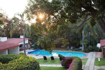 Selline näeb välja Hotel Jacarandas, Cuernavaca