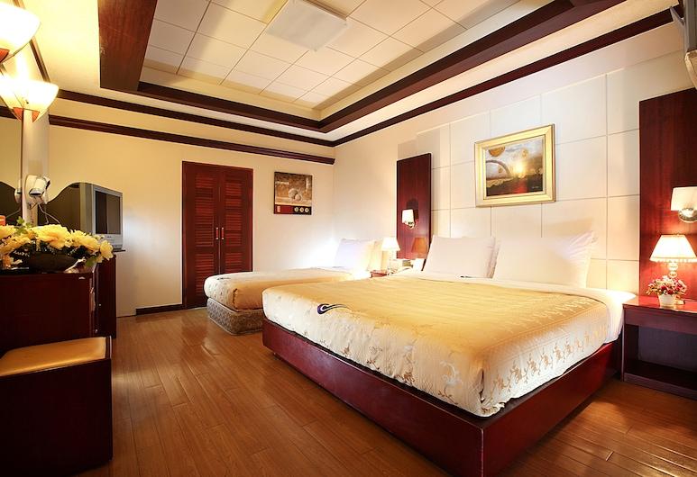 Incheon Hotel Airstay, Incheon, Deluxe Twin Room, Guest Room