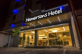 Picture of Hamersons Hotel in Cebu