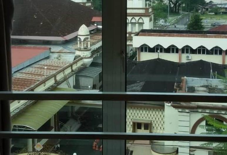 Khalifa Suites Hotel & Apartment, Kota Bharu, Apartmá typu Deluxe, Výhled na město