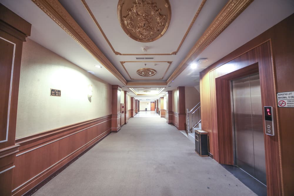 Habitación Business - Balcón