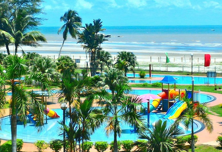De Rhu Beach Resort, Kuantan, Strand