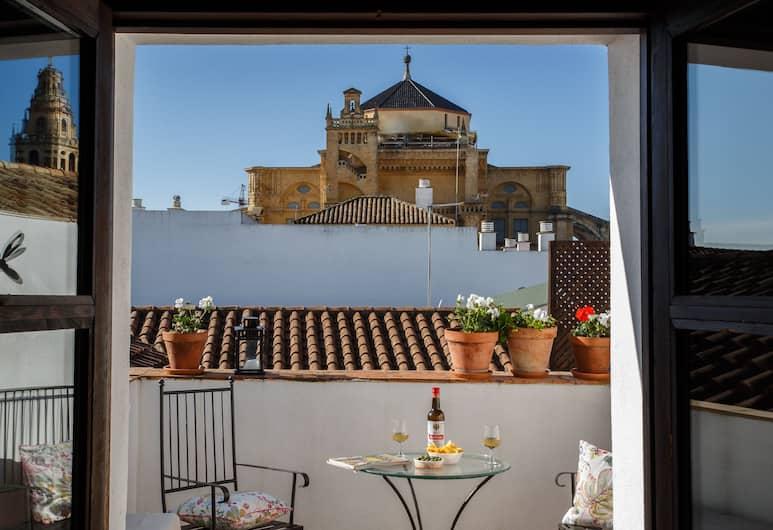 Apartamentos Los Patios de la Judería, Córdoba, Duplex (Torre 1/2), Terrass