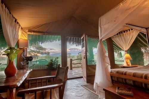 飯店基博狩獵帳篷營地/