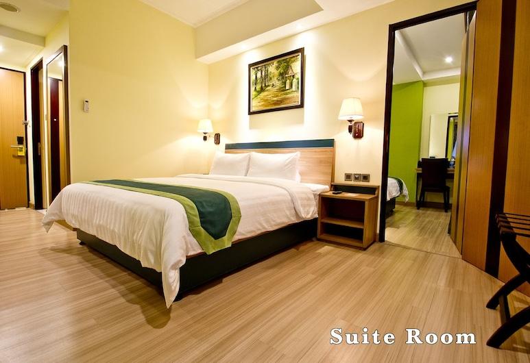 Green Batara Hotel, Bandung, Junior sviit, Tuba