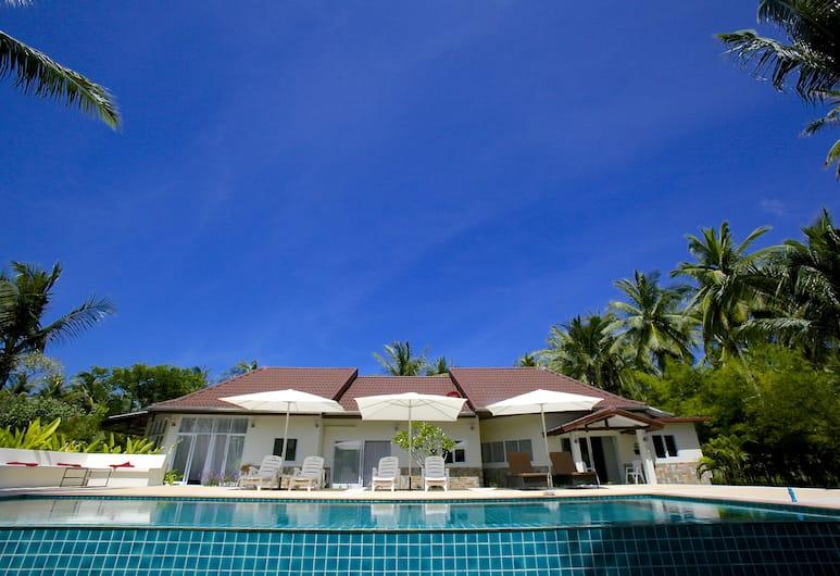 Villa Avalon, Ko Pha-ngan, Vonkajší bazén